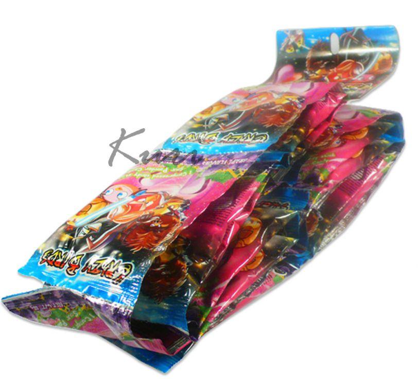 Cukierki pudrowe z proszkiem musującym Jagodowe <b>Crazy</b> <b>Birds</b> 24 szt