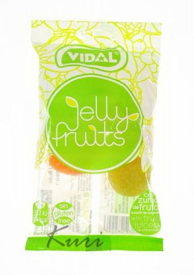 Żelki owocowe Vidal Jelly Fruits 100g